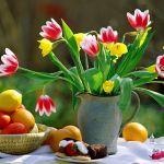 Букет цветя за теб